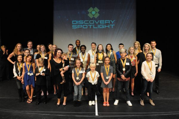 Learn what it's like to attend a Discovery Spotlight National Talent Expo