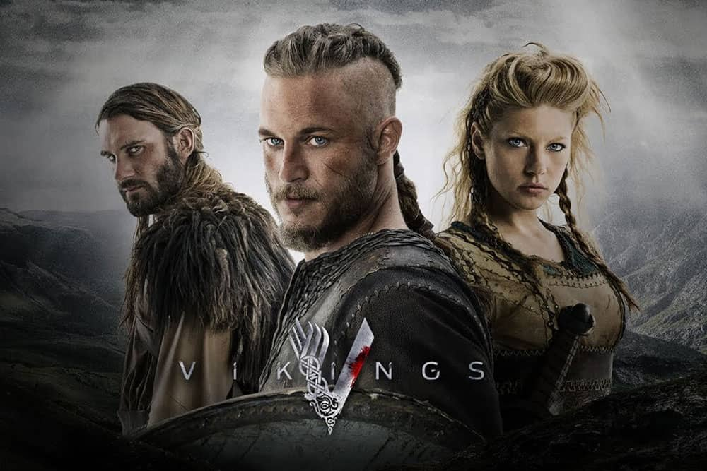 Here is how you can join the Vikings cast on Netflix.