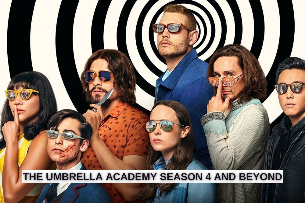 Learn more about the umbrella academy upcoming season.