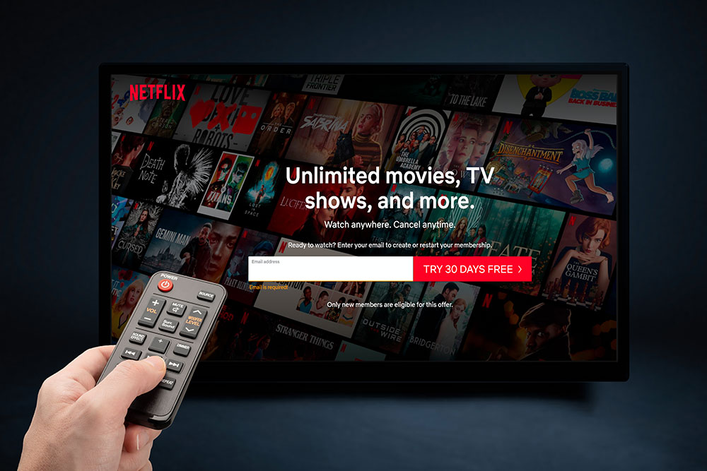 Here is how you can get involved in Netflix casting.